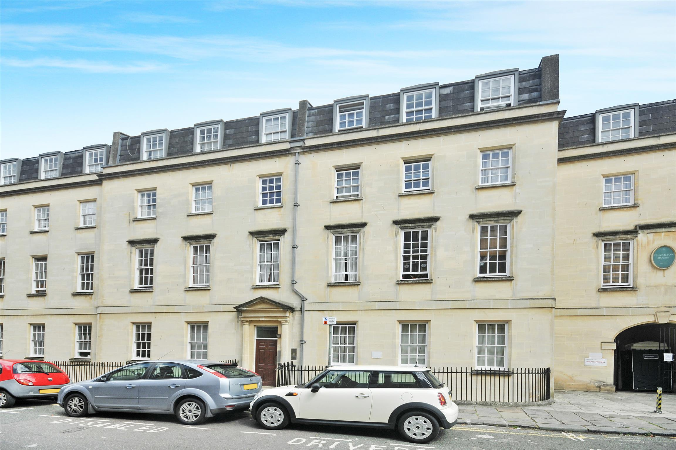 6 Great Stanhope Street,
